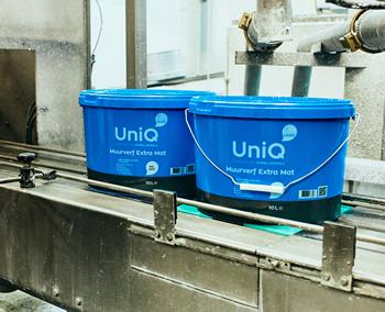 UniQ muurverf extra mat