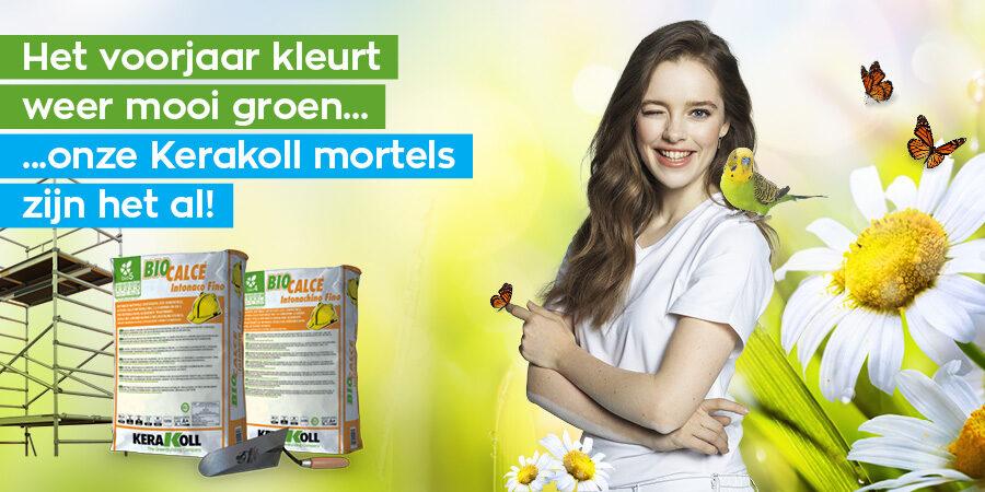Actie Kerakoll Voorjaar